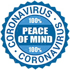 Coronavirus peace of mind